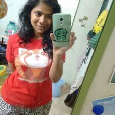 Aradhana User Profile