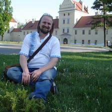 Andrzej — хозяин.