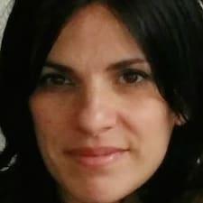 Perfil do utilizador de Maria Grazia