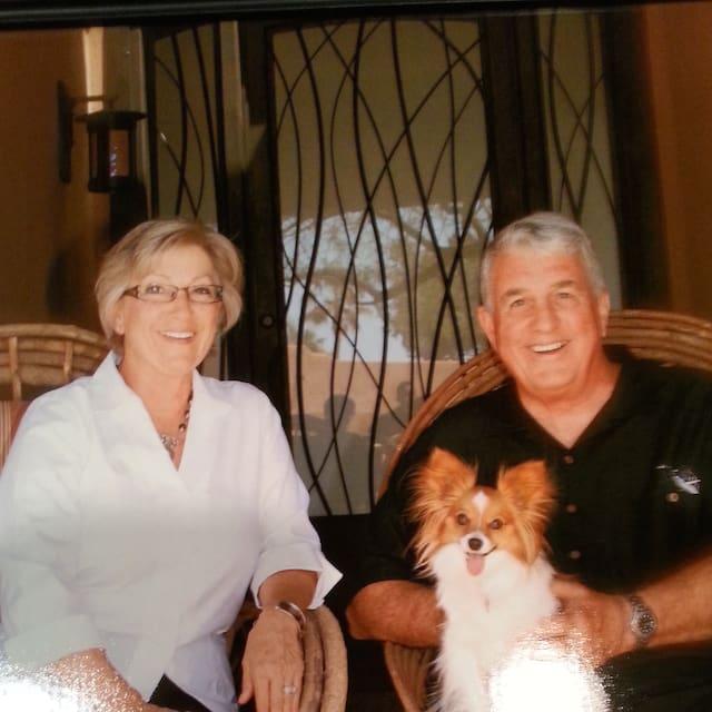 Profilo utente di Trevor And Susan