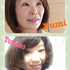 Fumi & Tomoko is the host.