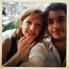 Céline & Pierre felhasználói profilja