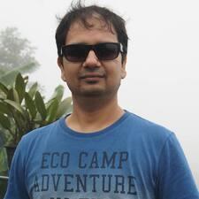 Användarprofil för Anupam