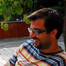 Nutzerprofil von Jean-Frédéric