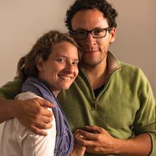 Profil utilisateur de Anna Lee & Manuel