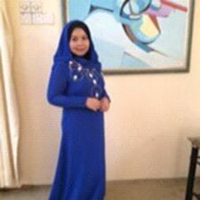 โพรไฟล์ผู้ใช้ Aisya