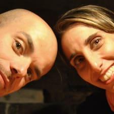 Angela & Gianpaolo is the host.