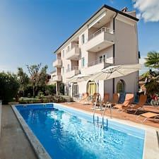 Villa Marea è l'host.