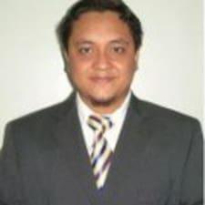 Abdul Ghafur Brugerprofil