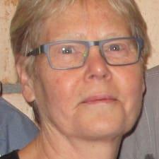 Profil utilisateur de Betsie