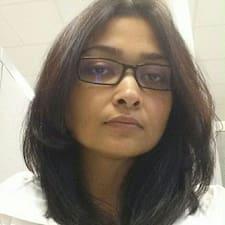 Profil utilisateur de Shraddha