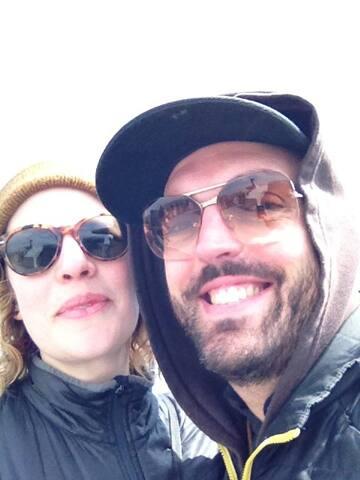 Georgina and Josh