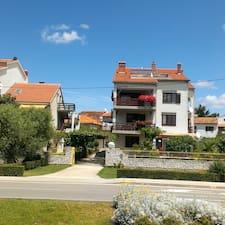 Profil korisnika Apartments Onorina