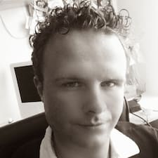 Gidy - Uživatelský profil