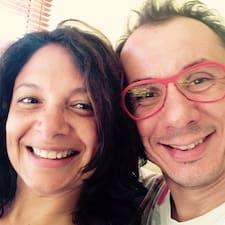 โพรไฟล์ผู้ใช้ David & Marie-Pierre