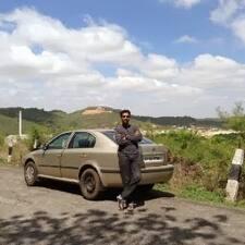 Profil utilisateur de Srikanth