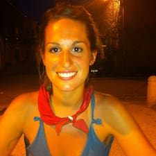 Anne-Charlotte felhasználói profilja