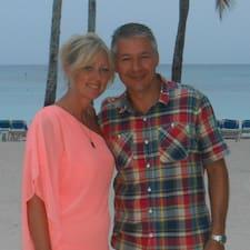 Nigel & Debra Brugerprofil