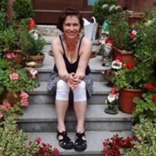 Profil utilisateur de Lára