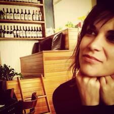 Nutzerprofil von Melissa