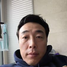 Joongwon的用戶個人資料