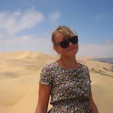 Marie Hella User Profile