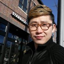 Profil utilisateur de Changsoo