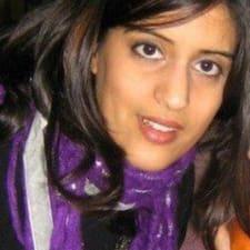 Sajni User Profile