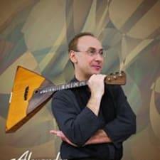 Профиль пользователя Alexander