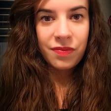 Profil Pengguna Amandine