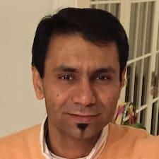 Profil utilisateur de Chandresh