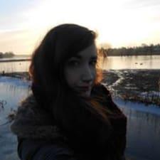 Profil utilisateur de Bridget