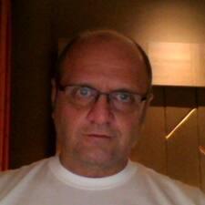 Dimitrios felhasználói profilja