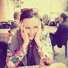 Profil utilisateur de Radvilė