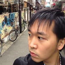 Användarprofil för Satoru