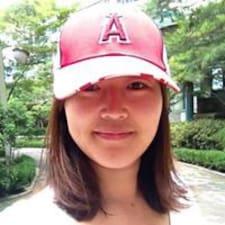 Profil utilisateur de Eunseo