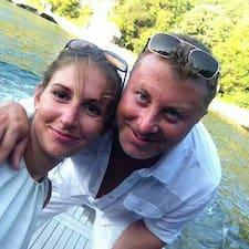 Profilo utente di Josh & Melanie