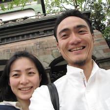 Go & Noriko est l'hôte.