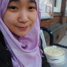 Zakiah User Profile