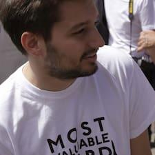 Profil utilisateur de Paolo