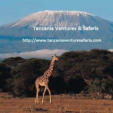 Perfil de usuario de TanzaniaVentures Safaris