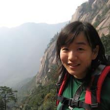 Gebruikersprofiel Jiyin
