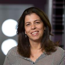 Profil utilisateur de Cecília