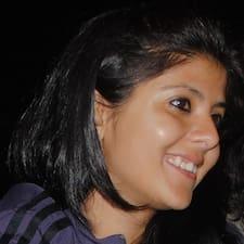 Perfil do usuário de Ankita