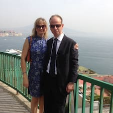 Helen & Livio User Profile