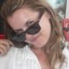 Användarprofil för Maria Luz