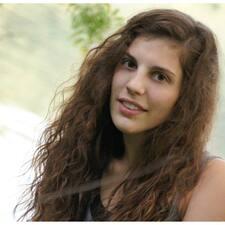 Profilo utente di Raphaële