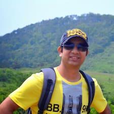 Perfil de usuario de Sandipan