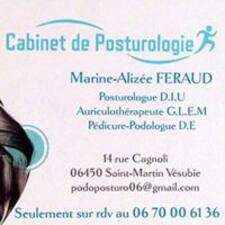 Profil utilisateur de Marine-Alizée