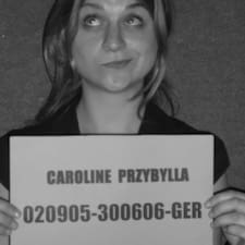 Caroline User Profile